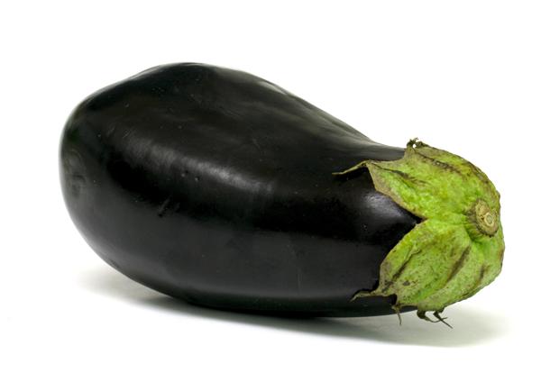 Eggplant (Aubergine) (Brinjal) (Image ID:44-181)